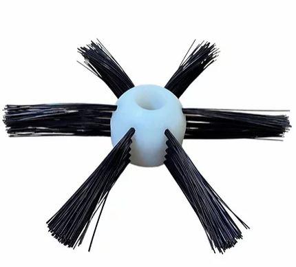Snaplok Zentrierbürste Größe 8